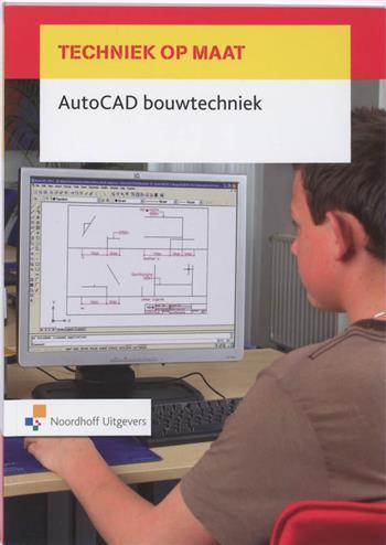 studystore | techniek op maat autocad bouwtechniek, jellema