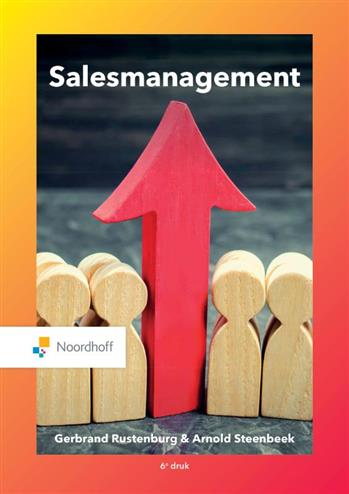 9789001593452 - Salesmanagement