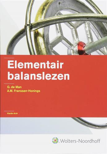 9789001706746 - Elementair balanslezen