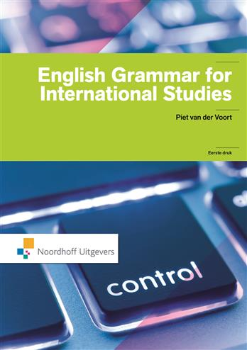 9789001790806 - English Grammar For International Studies