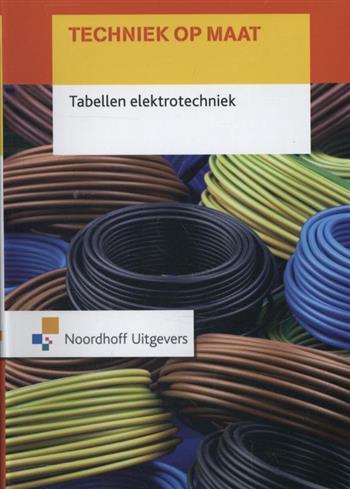 studystore | techniek op maat tabellen elektrotechniek, schalks