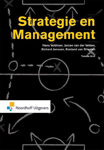9789001834197 - Strategie en management