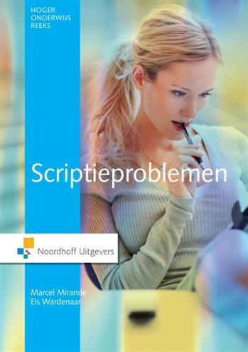 Scriptieproblemen