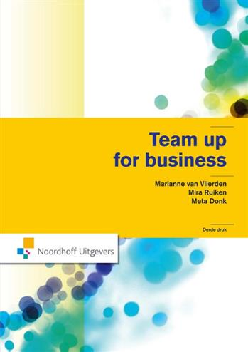 9789001849061 - Team up for business