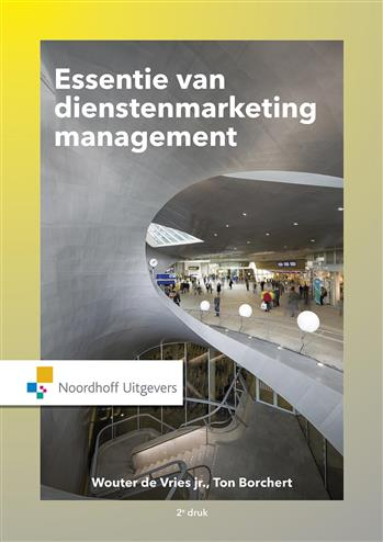 9789001850982 - Essentie van dienstenmarketingmanagement