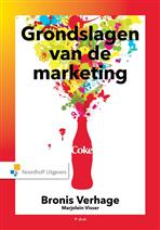 9789001853174 Grondslagen van de marketing