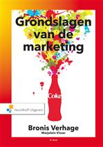 9789001853181 Grondslagen van de marketing