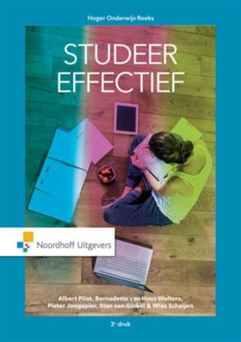 Studeer effectief. Van Hout-Wolters, Bernadette, Hardcover