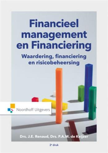 9789001867164 - Financieel management en Financiering
