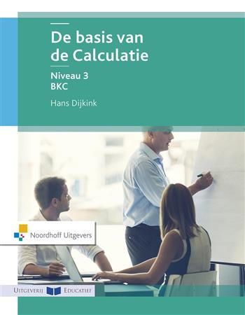 9789001867928 - De basis van de calculatie