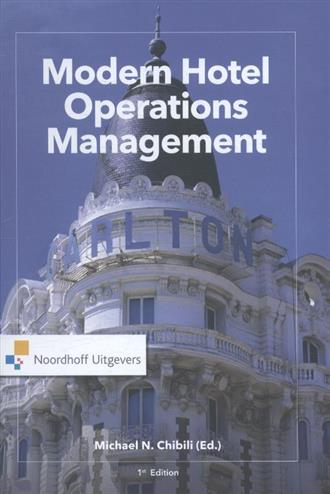 9789001878900 - Modern hotel operations management