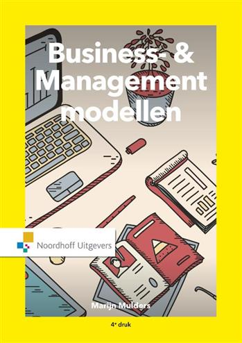 9789001885762 - Business- en Managementmodellen