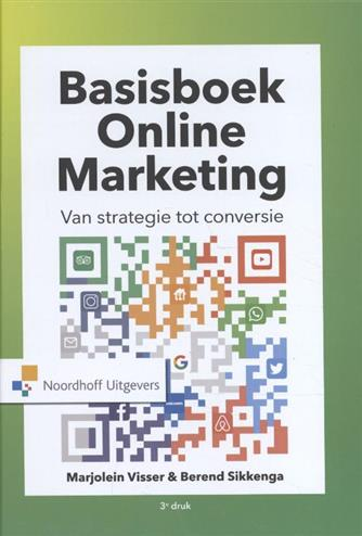 9789001887148 - Basisboek online marketing van strategie tot conversie