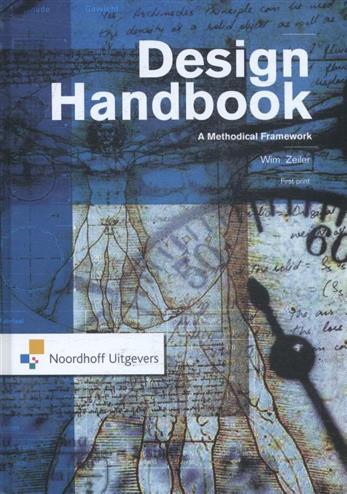 9789001888060 - Design handbook, a methodical framework