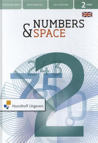 9789001888909 - Numbers and space (12e ed) 2v part 2