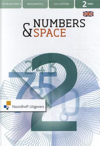 9789001888992 - Numbers and space (12e ed) 2v part 1