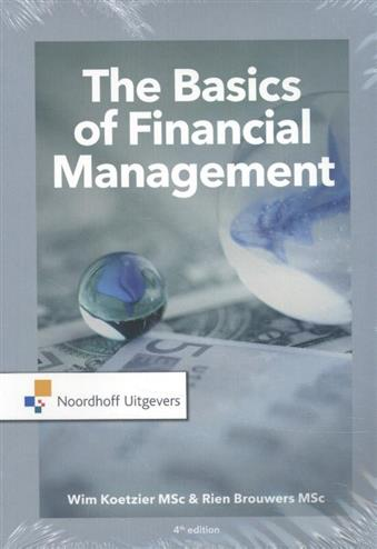9789001889210 - The basics of financial management