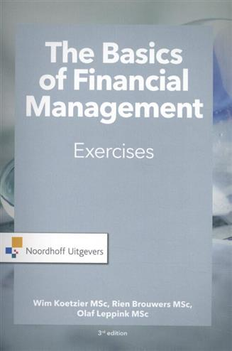 9789001889234 - The basics of financial management exercises