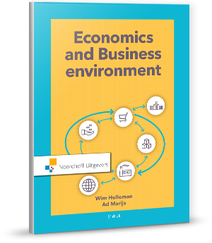 9789001889432 - Economics and Business environment
