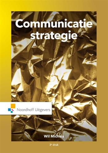 9789001899875 - Communicatiestrategie