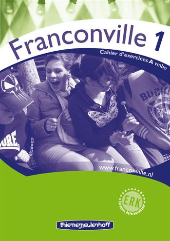 9789006181517 - Franconville 1 vmbo cahier d'exercices deel a+b
