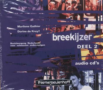 Breekijzer vier audio-cd's 2