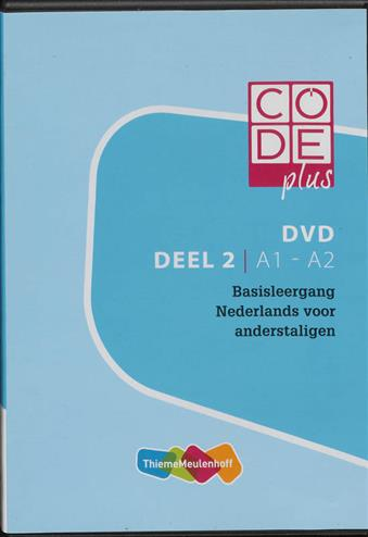 9789006814422 - Code plus A1-A2 dvd deel 2