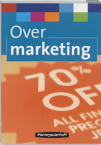 9789006870008 - Over marketing