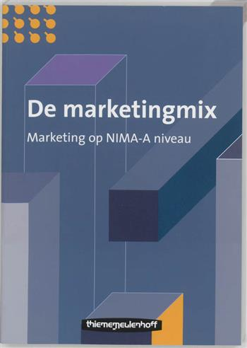 9789006950595 - De marketingmix