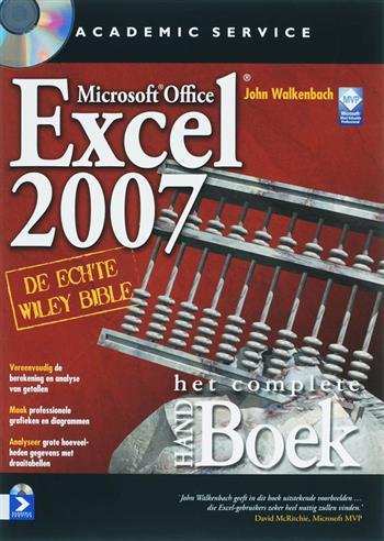 Het complete handboek excel 2007 - Walkenbach, J.