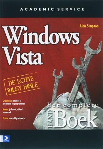 Complete HANDboek Windows Vista - Simpson, A.