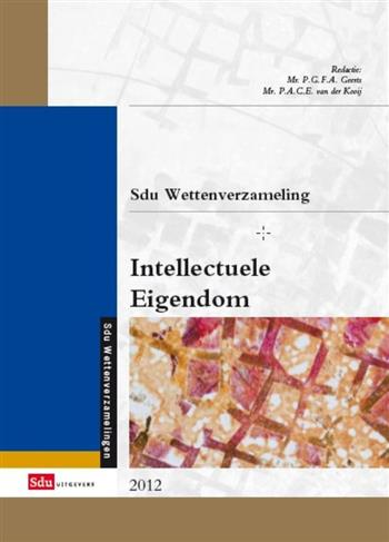 9789012388283 - Intellectuele eigendom 2012