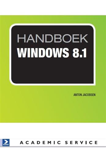 9789012585910 - Handboek Windows 8.1