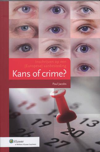 9789013071375 - Kans of crime ?