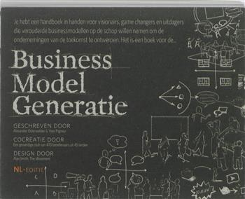 9789013074086 - Business model generatie