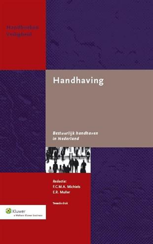9789013096934 - Handhaving