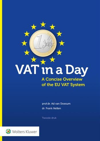 9789013147414 - VAT in a Day
