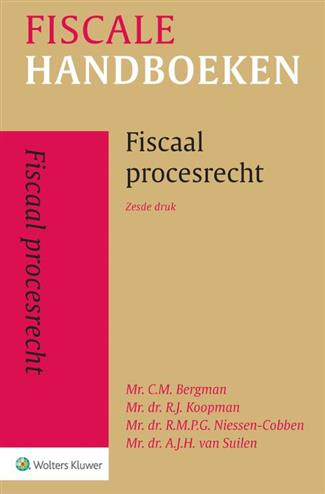9789013155617 - Fiscaal procesrecht
