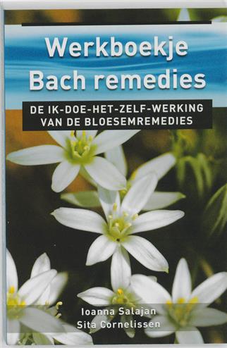 Werkboekje Bach remedies - Cornelissen, Sita