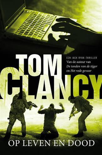 Op leven en dood - Clancy, T.