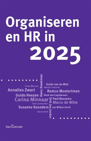 9789023249986 - Organiseren en HR in / 2025