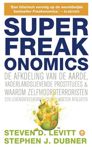 9789023465355 - Superfreakonomics