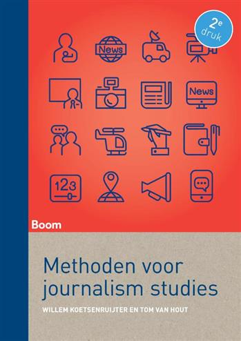 9789024400751 - Methoden voor Journalism Studies