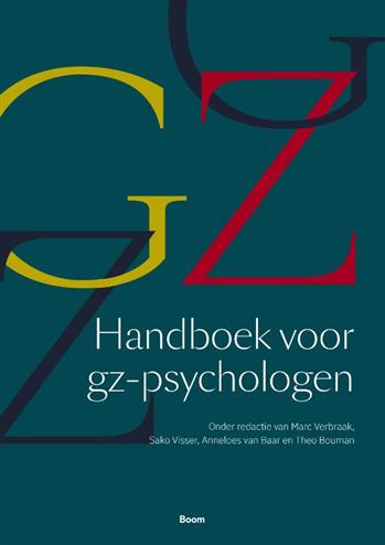 9789024408351 - Handboek voor gz-psychologen
