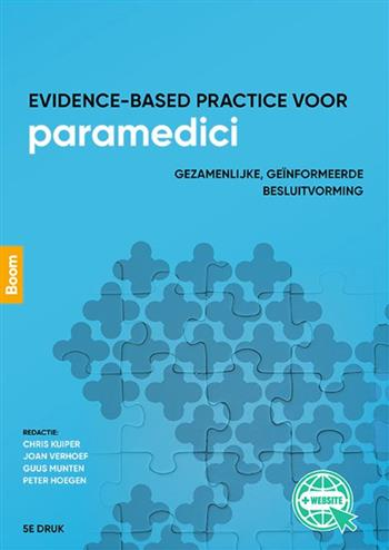 9789024428656 - Evidence-based practice voor paramedici