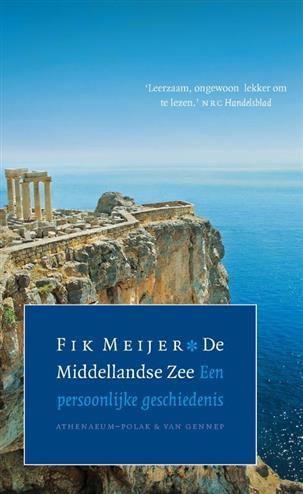 De middellandse zee een persoonlijke geschiedenis