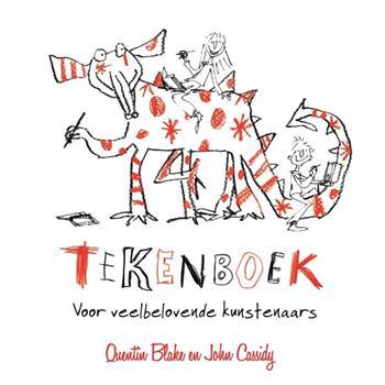 Tekenboek voor veelbelovende kunstenaars - Blake, Quentin