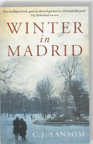 Winter in madrid - Sansom, C.J.