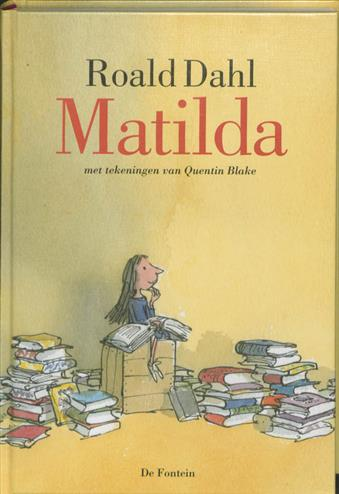 Matilda - luxe editie - Dahl, R.