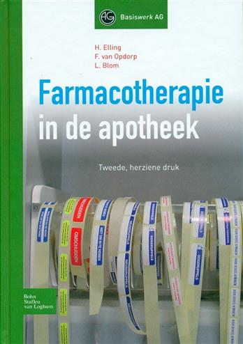 9789031354481 - Basiswerk ag farmacotherapie in de apotheek